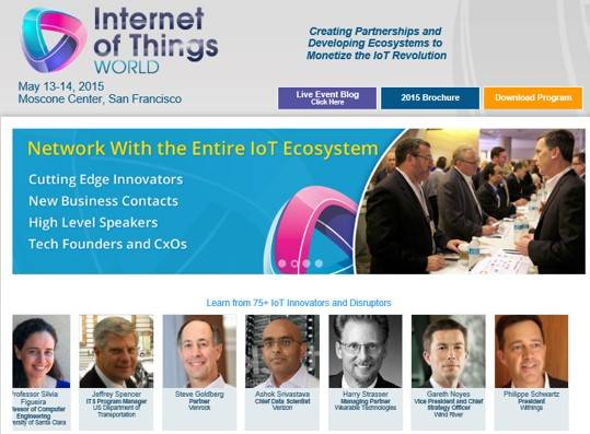 IoT World - Silicon Valley